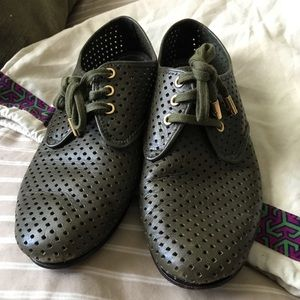 Tory Burch Oxfords